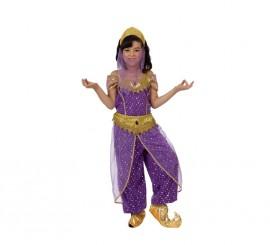 Disfraz de Bailarina Árabe para niñas de 3 a 4 años
