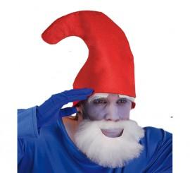 Gorro o Sombrero de Enanito rojo