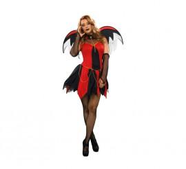 Disfraz de Bruja Vampiresa para mujer talla M-L