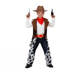 Disfraz de Vaquero o Cowboy para niños