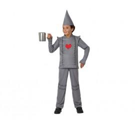Disfraz de Hombre de Hojalata para niños