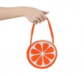 Bolso en forma de Naranja
