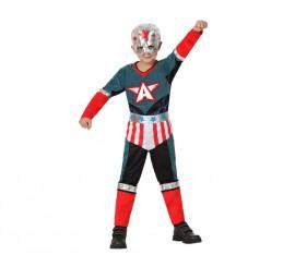 Disfraz de Super Héroe para niños