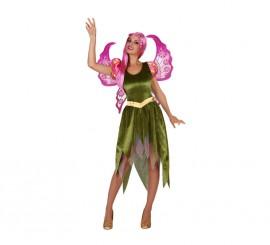 Disfraz para mujer de Hada Verde
