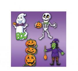 Figuras surtidas 90cm para decoración de Halloween