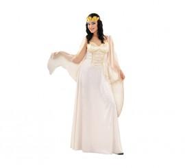 Disfraz de Diosa Griega Lujo para mujer talla M-L