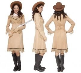 Disfraz Cowgirl Annie Oakley para mujer