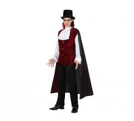 Disfraz de Vampiro de hombre para Halloween