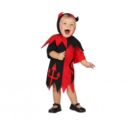 Disfraz de Demonia para bebés