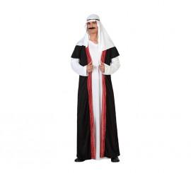 Disfraz de Jeque Árabe para hombres
