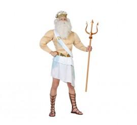 Disfraz de Dios Griego Forzudo para hombre