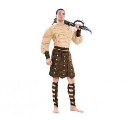 Disfraz de Guerrero Romano talla M-L para hombre