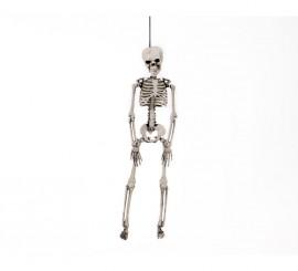 Colgante Esqueleto 16 cm para decoración de Halloween