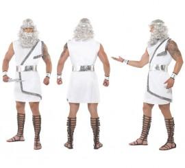 Disfraz de Zeus Dios Griego talla M