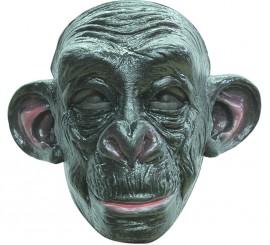Máscara Chimpancé para Halloween