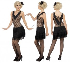 Disfraz de Flapper Esto es Todo Jazz para Mujer