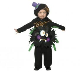 Disfraz Araña Loca para Niños de 3 a 4 años para Halloween