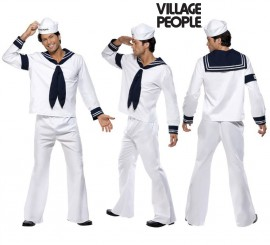 Disfraz de Marinero de los Village People para Hombre