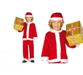 Disfraz de Papa Noel Extra para Navidad