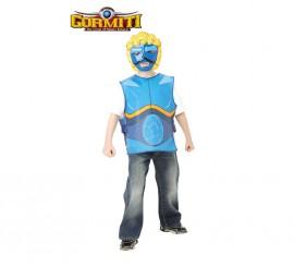 Disfraz Gormiti Agua 5-7 años para niños