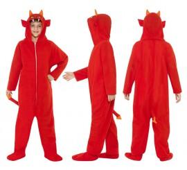 Disfraz de Diablo o Demonio para Niños