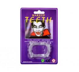 Dentadura de Vampiro para Halloween