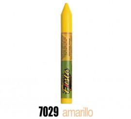 Barra maquillaje amarillo ALPINO