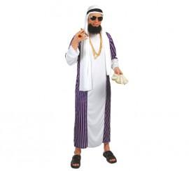 Disfraz barato de Árabe hombre
