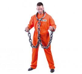 Disfraz de Convicto para hombre