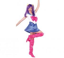 Disfraz de Sailor Girl para mujer adulta