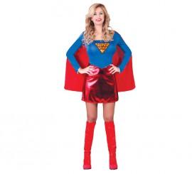 Disfraz de Super Heroína para mujer