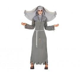 Disfraz para Halloween de Monja Diabólica para mujer
