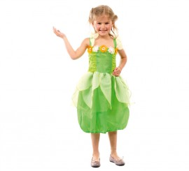 Disfraz de Campanilla niña 4-6 años