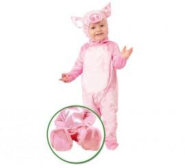 Disfraz de Cerdito Baby para bebés