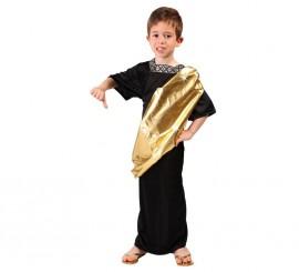 Disfraz de Senador Romano para niños