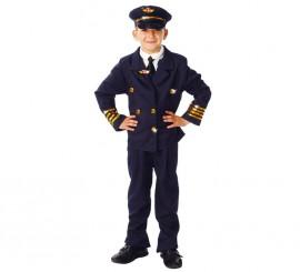 Disfraz de Piloto de Avión para niño