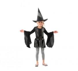 Disfraz de Bruja negra para Halloween