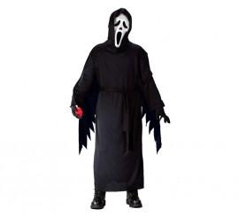 Disfraz barato de Scream para niños de 10-12 años