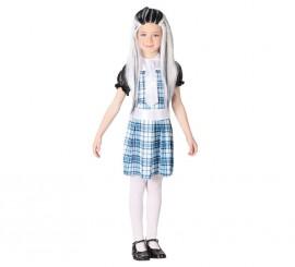 Disfraz de School Girl para niñas