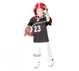 Disfraz de Quarterback para niños