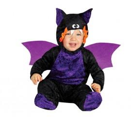Disfraz de Vampiro Murciélago Baby para bebé
