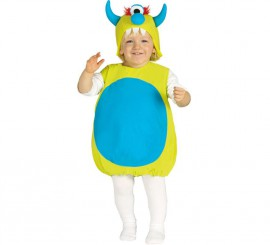 Disfraz de Monstruito Baby para bebés