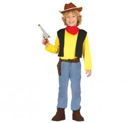Disfraz de Pistolero o Cowboy para Niños
