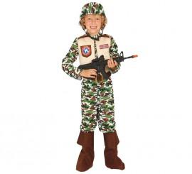 Disfraz Soldado Fuerzas Especiales para Niños