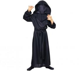 Disfraz Hombre sin Rostro 5-7 años para Halloween