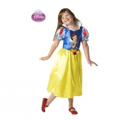Disfraz de Blancanieves Classic para niña