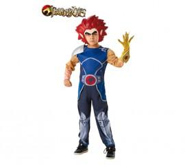 Disfraz de Lion-o de Thundercats para niños