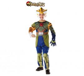Disfraz de Tygra de Thundercats para niños