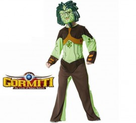 Disfraz de GORMITI Bosque Classic niños