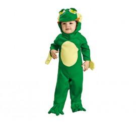 Disfraz de Ranita para bebés de 6 a 12 meses